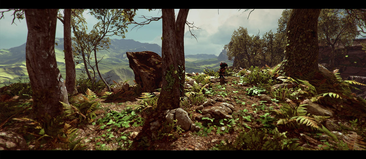 Ghost of a Tale screenshot